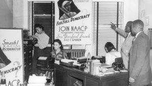 NAACP office space