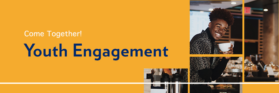 Youth engagement banner image