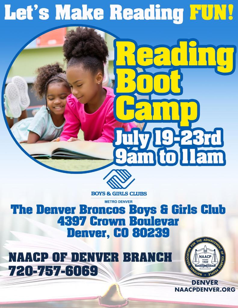 Reading Boot Camp
